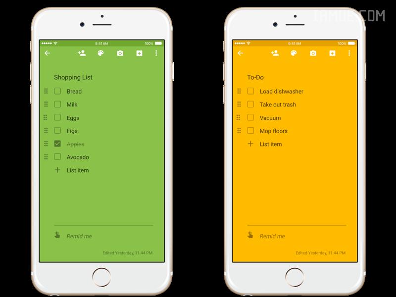 03-material-design-ios-app