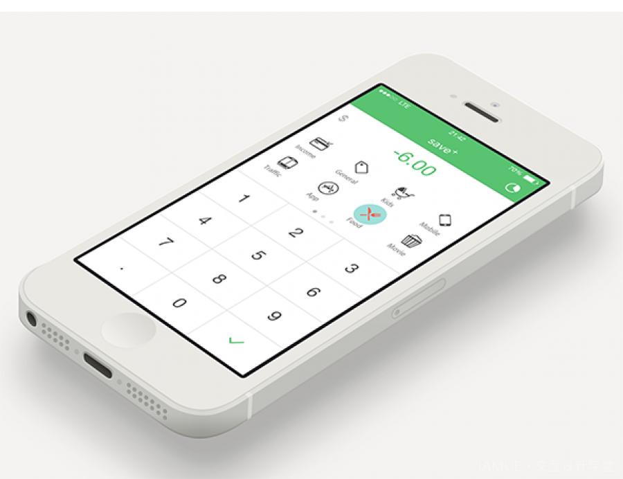 我对移动记账 App 的设计探索
