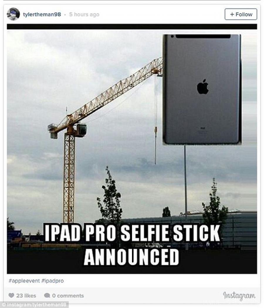 调侃|苹果