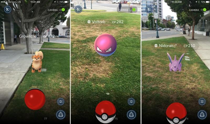 光鲜背后:Pokemon Go的用户体验现状