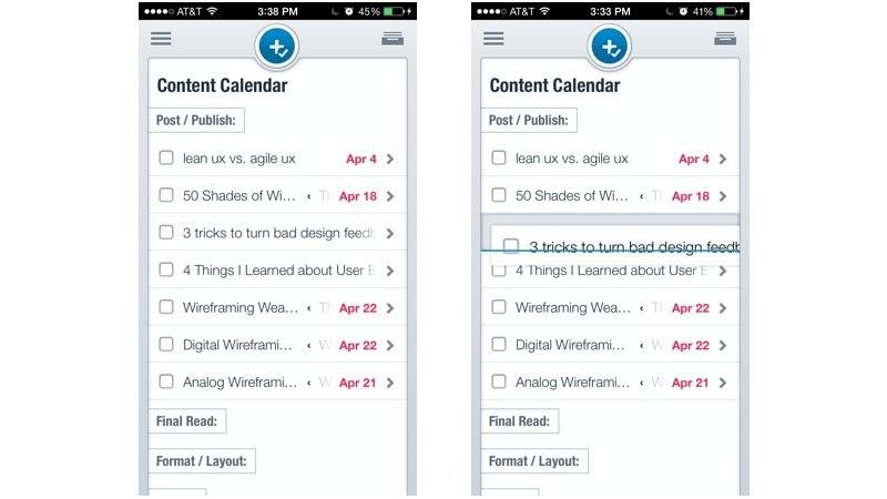UI设计案例分析:现代互联网和移动应用中出现的一些优秀的用户界面模式