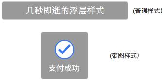 经验总结:APP页面提示样式,选择合理的就好