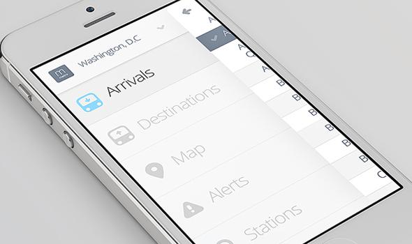 干货推荐|40款独特的移动导航用户界面