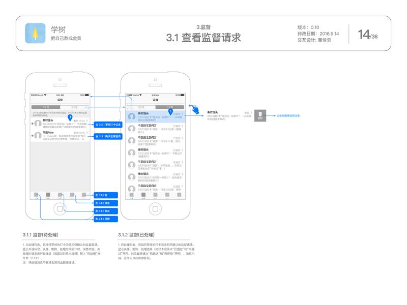 习惯养成APP的交互设计&视觉设计