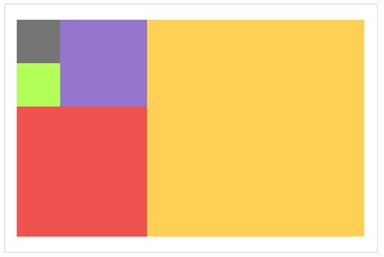 """网页设计中如何利用""""黄金比例""""?"""