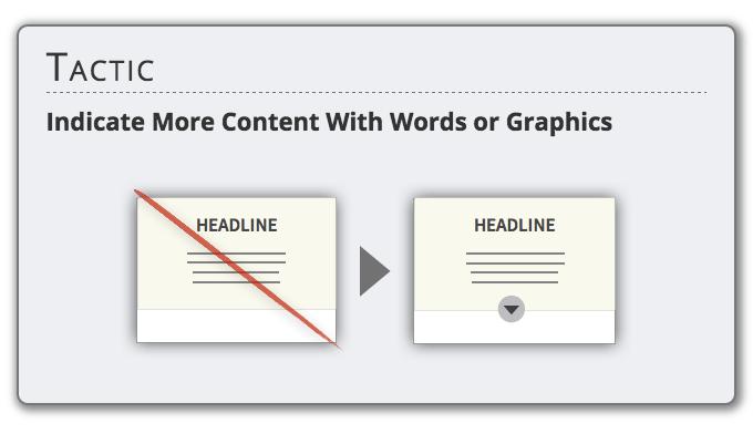 在网页设计中如何引导用户的注意力