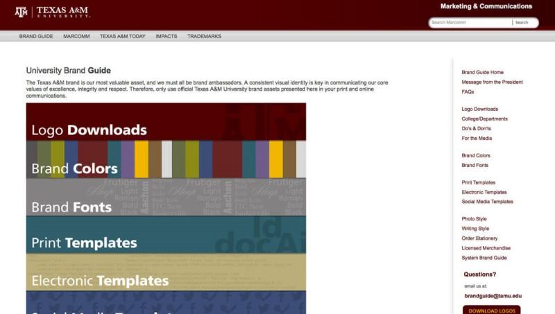 专业的网页风格指南应该如何制作?