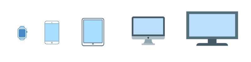 跨屏幕的响应式设计|八方面来设计好用户体验