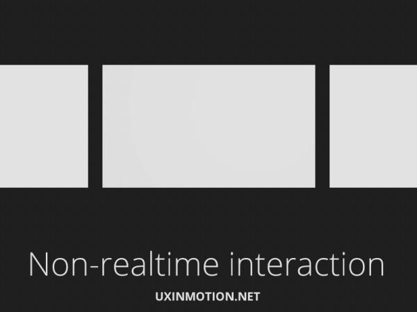 作为体验或界面设计师,你可知什么时候、什么地方用动效来提升可用性?