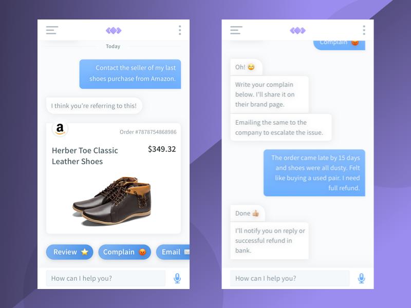 交互体验设计的新思路——聊天机器人(Chatbot)